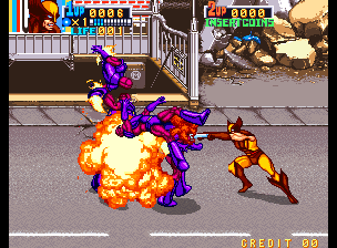 X-Men (2 Players ver AAA)