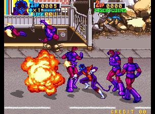 X-Men (2 Players ver EAA)