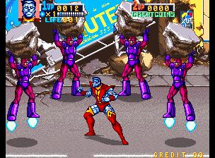 X-Men (2 Players ver JAA)