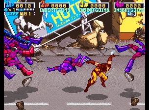 X-Men (4 Players ver ADA)