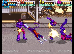 X-Men (4 Players ver EBA)