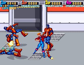 X-Men (4 Players ver JBA)