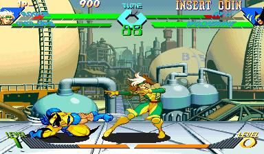 X-Men vs Street Fighter (961004 Euro)