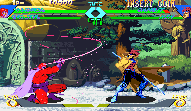 X-Men vs Street Fighter (961004 Asia)