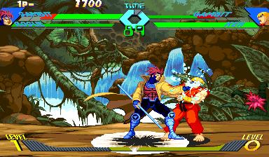 X-Men vs Street Fighter (960910 Euro)