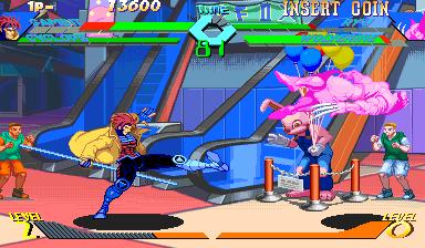 X-Men vs Street Fighter (961004 USA Phoenix Edition) [Bootleg]