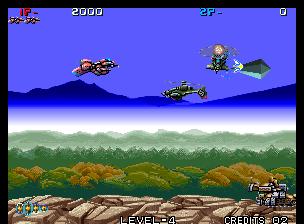 Zed Blade / Operation Ragnarok