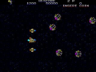 Zero Wing (2 player simultaneous ver.)
