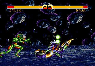 Cyber Brawl ~ Cosmic Carnage (Japan, USA)