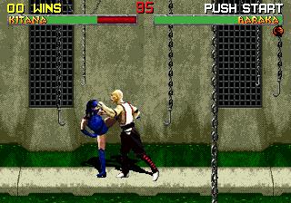 Mortal Kombat II (Japan, USA)