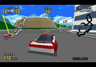 Virtua Racing Deluxe (USA)