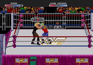 WWF Raw (World)