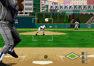 World Series Baseball Starring Deion Sanders (USA)