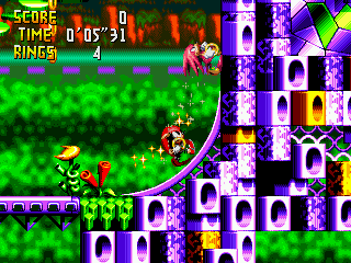 Knuckles' Chaotix (Europe)
