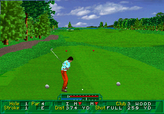Golf Magazine 36 Great Holes Starring Fred Couples (Japan, USA)