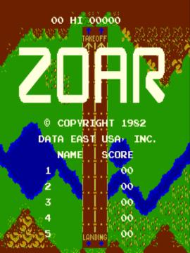 Zoar [Sound issues..]
