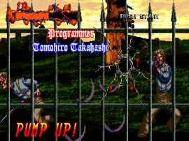 Zombie Raid (9/28/95, US, prototype PCB)