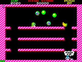 Bubble Bobble (boolteg with 68705, set 2) [Bootleg]