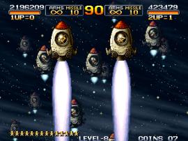 Metal Slug 3 (NGH-2560) (Enhanced Violence Version hack by EEZEZY)
