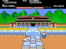 Yie Ar Kung-Fu (GX361 conversion)