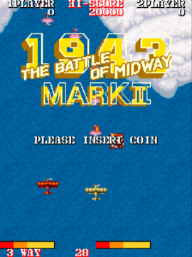 1943: The Battle of Midway Mark II (US)