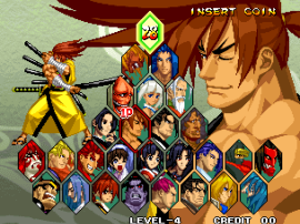Samurai Shodown V / Samurai Spirits Zero (hack of XBOX version) [Hack]