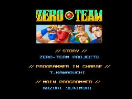Zero Team 2000