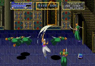 Arabian Magic (Ver 1.0A 1992/07/06)