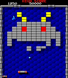 Arkanoid (Japan, older rev)
