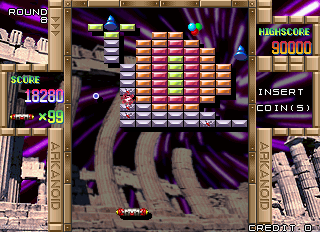 Arkanoid Returns (Ver 2.02O 1997/02/10)
