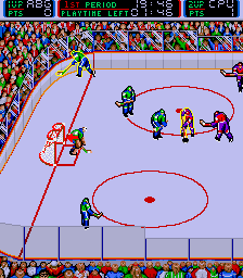 Blades of Steel (version L)