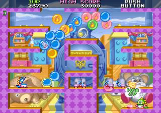 Bubble Symphony (Ver 2.5J 1994/10/05)