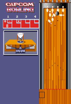 Capcom Bowling (set 1)