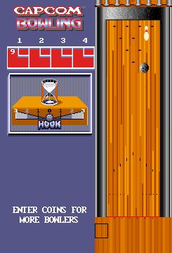 Capcom Bowling (set 3)