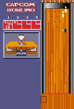 Capcom Bowling (set 4)