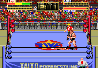 Champion Wrestler (World)