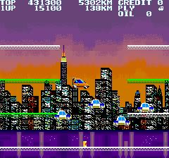 City Connection (set 1)