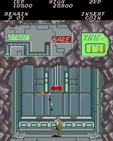Contra (Japan, set 2)