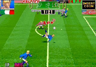 Taito Cup Finals (Ver 1.0O 1993/02/28)
