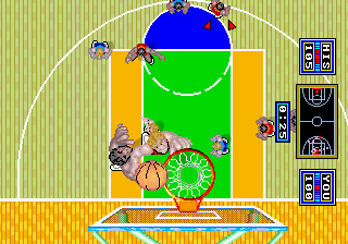 Dunk Shot (Rev A, FD1089 317-0022)