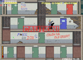 Elevator Action Returns (Ver 2.2O 1995/02/20)