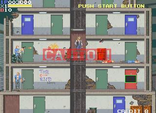 Elevator Action Returns (Ver 2.2J 1995/02/20)