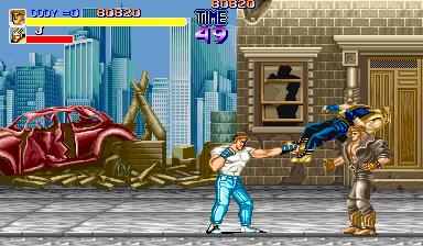 Final Fight (900613 Japan)