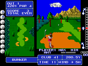 Fighting Golf (World?)