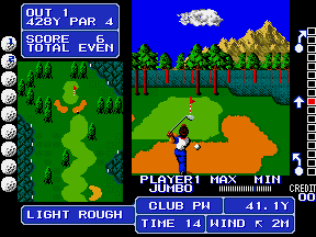 Fighting Golf (US, Ver 2)