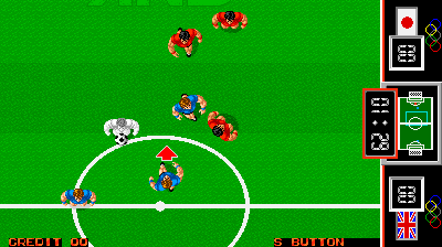 Fighting Soccer (Joystick hack bootleg, alt)