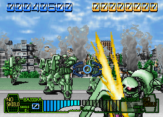 Mobil Suit Gundam Final Shooting (Japan)