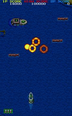 Gulf Storm (set 1)