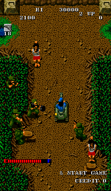 Guerrilla War (Joystick hack bootleg)