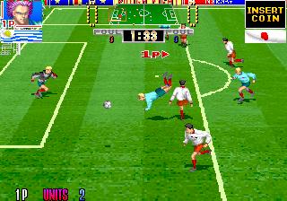 Hat Trick Hero '93 (Ver 1.0J 1993/02/28)